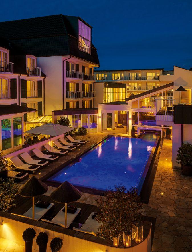 Bernkastel Kues Hotels Wellness Und Umgebung