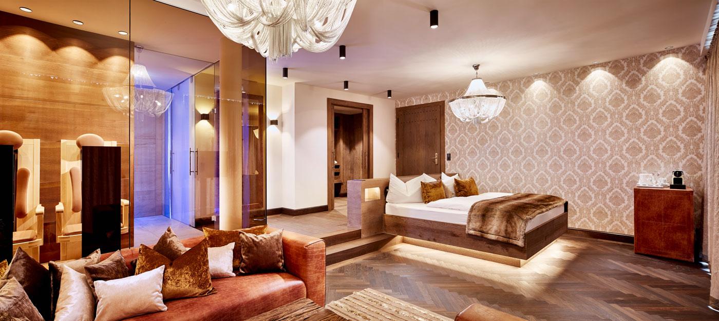 hotel k nig ludwig wellness. Black Bedroom Furniture Sets. Home Design Ideas