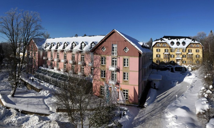 relexa hotel Bad Steben GmbH