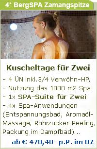 4* Hotel Montafon - Zamangspitze