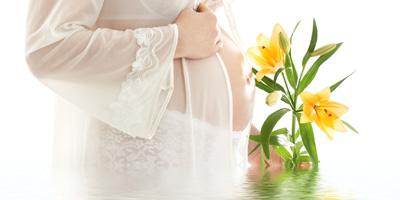 Wellness für Schwangere