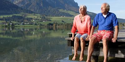 Wellness für Senioren