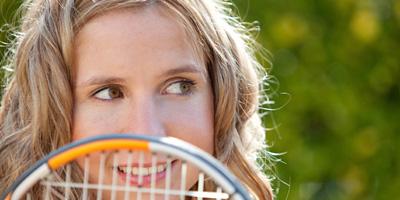 Wellness und Tennis